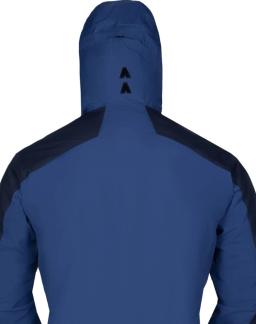 Sprayway Mens Hain Waterproof Jacket Yukon Blue Blazer Rear