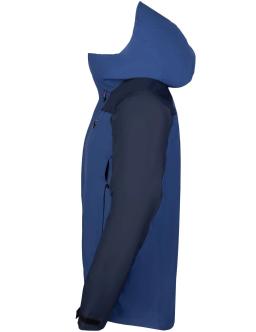 Sprayway Mens Hain Waterproof Jacket Side Yukon Blue Blazer