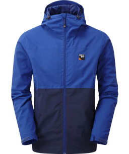 Sprayway Hergen Mens Waterproof Jacket Yukon Blue Blazer