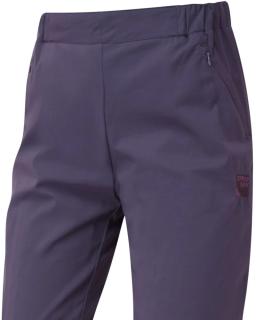 Sprayway Womens Escape Slim Pants Nightshade Purple Detail_1001.png