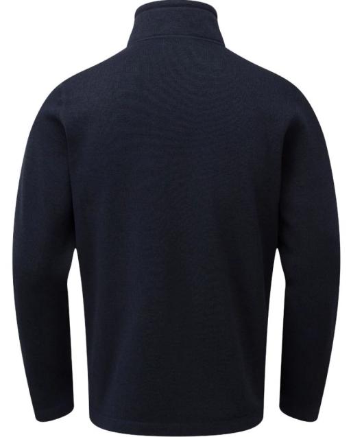 Sprayway Mens Minos Fleece Jacket Blazer Blue Rear View