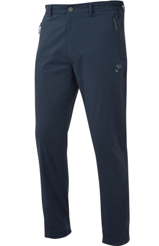 Sprayway Mens Compass Pant Blazer Blue Front