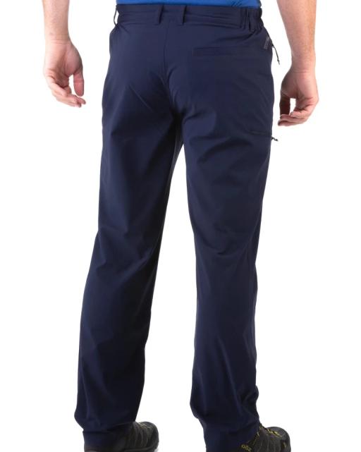 Sprayway Mens Compass Pant Blazer Blue Rear
