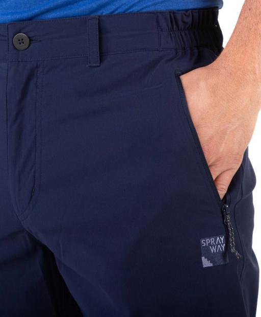 Sprayway Mens Compass Pants Black Pocket