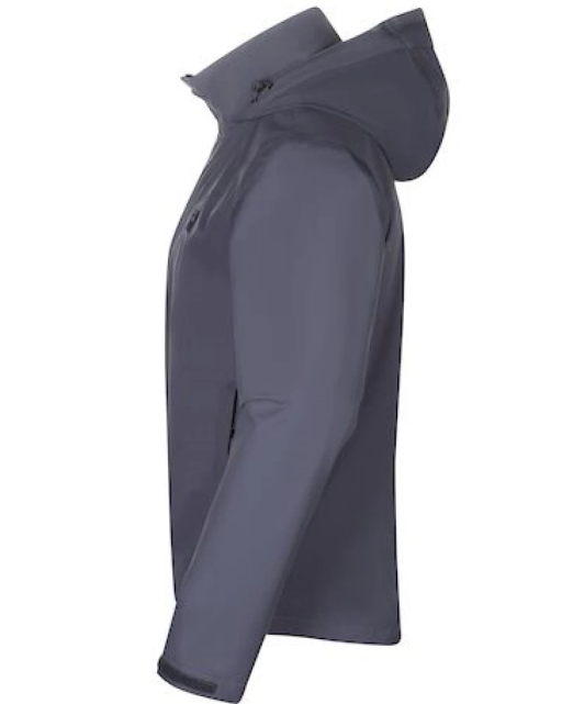 Sprayway Mezen Mens Waterproof Jacket Odyssey Grey Side_1001.png