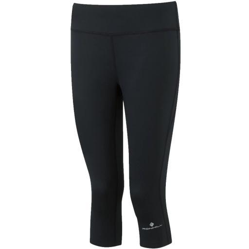 Ronhill Women's Core Run Running Capri - Black