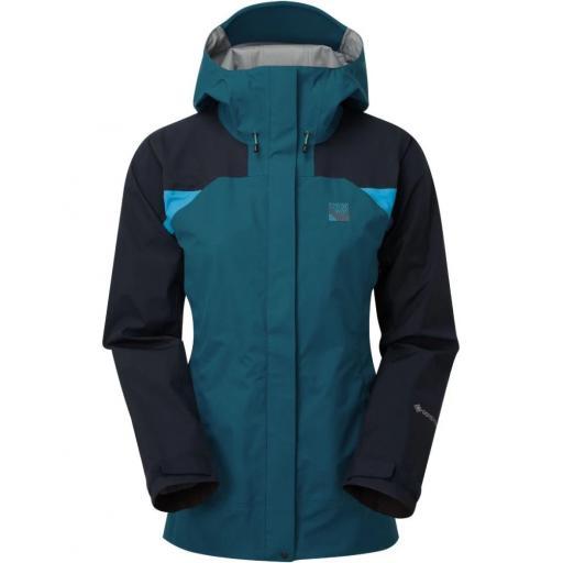 Sprayway Torridon Womens Gore Tex Jacket - Blue