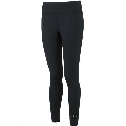 Ronhill Womens Core Run Tight Front Black