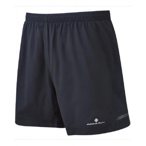 Ronhill Stride Mens Running Shorts Black