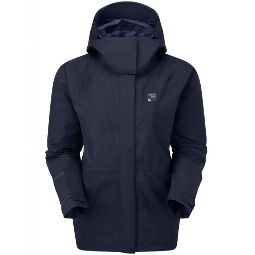 Sprayway Vista Womens Waterproof Gore-Tex Jacket - Blue