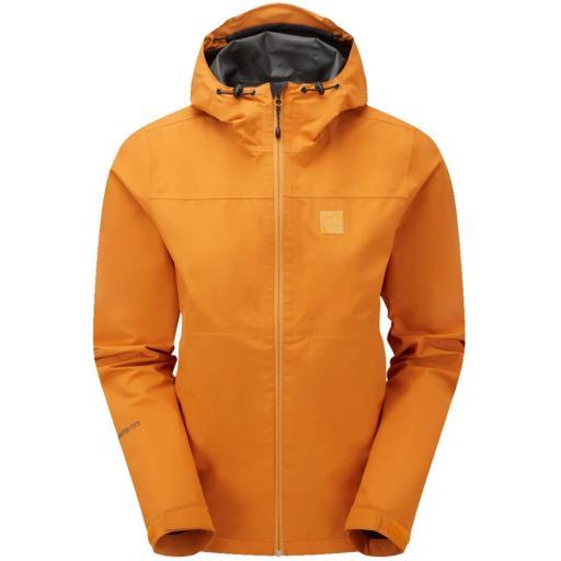 Sprayway Kelo Womens Lightweight Waterproof Packable Gore-Tex Jacket - Yellow