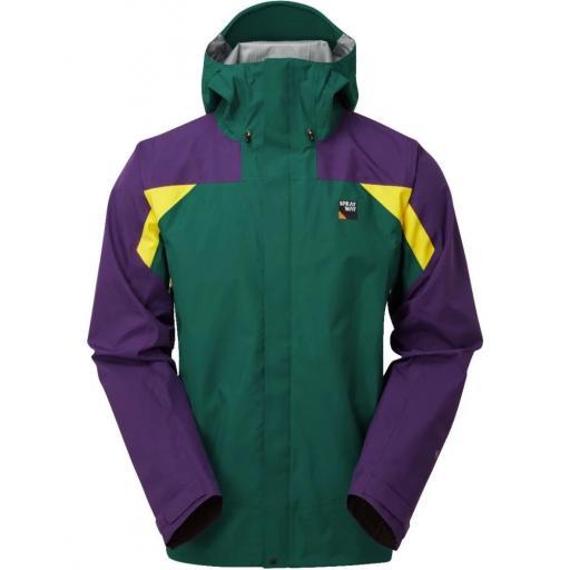 Sprayway Torridon Mens Waterproof Gore-Tex Jacket - Green