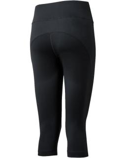 Ronhill Womens Core Run Capri Rear Black