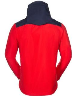 Sprayway Mens Rask Waterproof Jacekt Racing Red Blazer Blue Rear