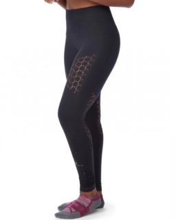 Ronhill Womens Life Seamless Tight Black Side