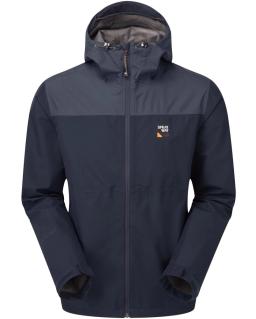 Sprayway Mens Rask Waterproof Gore-Tex Jacket Blazer Blue Light Blazer Front