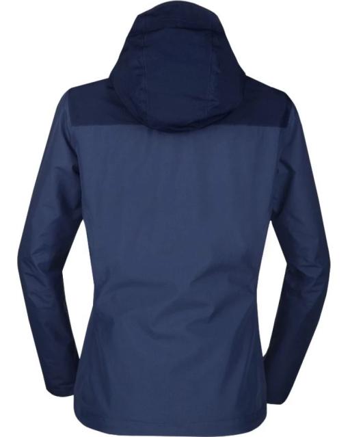 Sprayway Womens Waterproof Kelo Gore-Tex Jacket Light Blazer Blue Blazer Rear