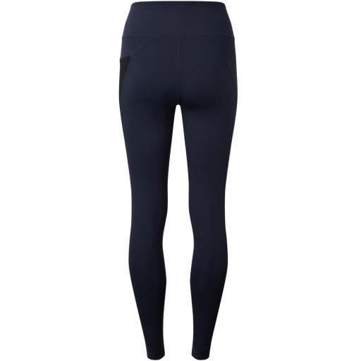 Sprayway Womens Escape Leggings Blazer Blue Rear_1001.png