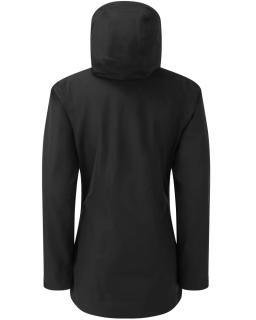 Sprayway ERA JACKET Womens Waterproof Coat Black Rear