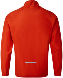 Ronhill Mens Core Jacket Flame Fluo Yellow Rear