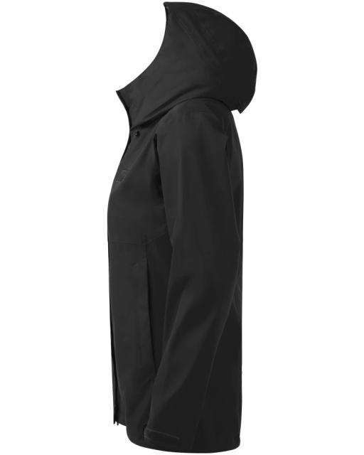 Sprayway ERA JACKET Womens Waterproof Coat Black Side